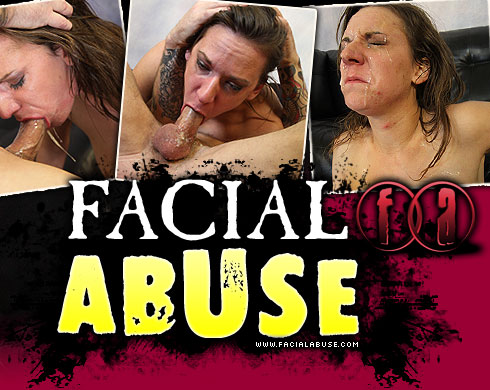 Alora Jaymes Destroyed On Facial Abuse